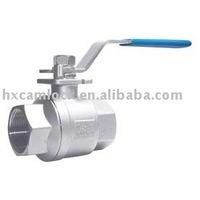 1 pc carbon steel ball valve