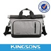 OEM nylon laptop bags wholesale factory supply gray laptop bags wholesale for men 2017