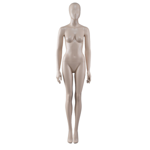 American standard beautiful egg head abstract face apparel adult female boutique cloth dummy mannequin model for sale