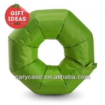 Groovy Green Donuts Bean Bag Circle Round Beanbag Cushions Buy Donut Kids Bean Bag Large Round Bean Bean Bags Water Bean Bag Product On Alibaba Com Inzonedesignstudio Interior Chair Design Inzonedesignstudiocom