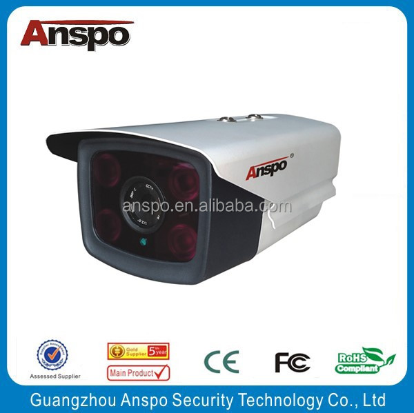 Anspo good quality 1080p pov wired bullet camera review hd vc93 waterproof ip68 camera