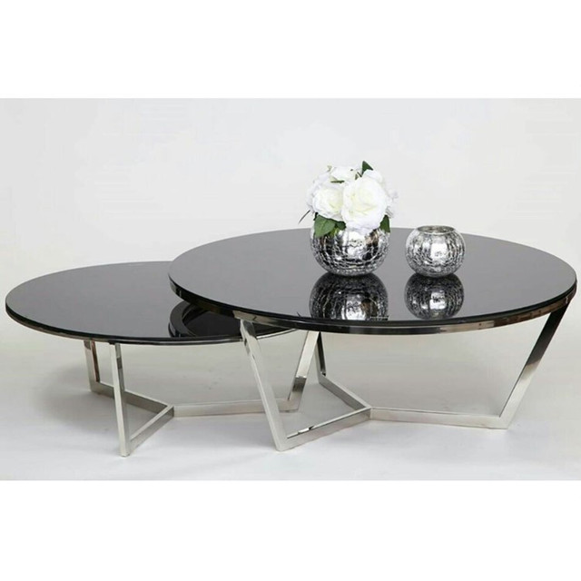 Glass Coffee Table Images.Import Modern Round Glass Coffee Tables Teapoy Table Price Buy Round Glass Coffee Tables Round Coffee Table Modern Import Glass Teapoy Table Price
