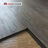 DBDMC PVC Material and Parquet Surface Treatment pvc floor