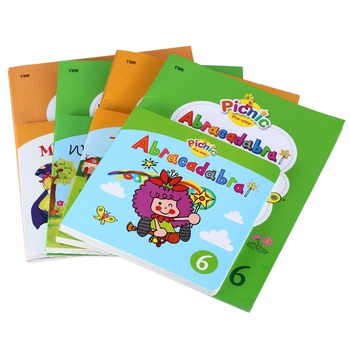 ECO friendly baby book kids activity book children's story book printing