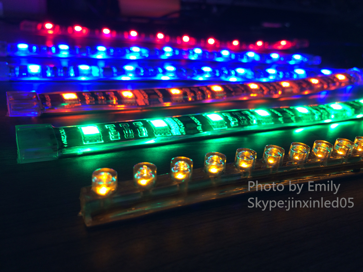 Expandable Programmable Color Changing Motorcycle Led Strobe ...