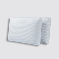 High quality memory foam sleeping soft and comfortable pillow
