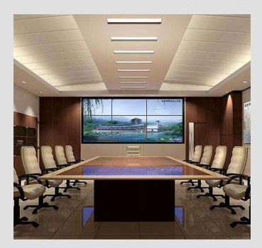 "Video Wall, 2x2, 55"", up to 110inch display, narrow bezel 3.9mm"