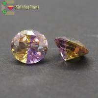Ecstasy Perfect Cutting Fire Stone Multi Color Semi Precious Stone Gems /cz