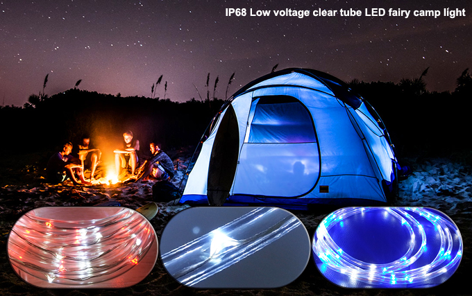 Party Decoration Tube Camping Lights Decorative Buy Camping Lights