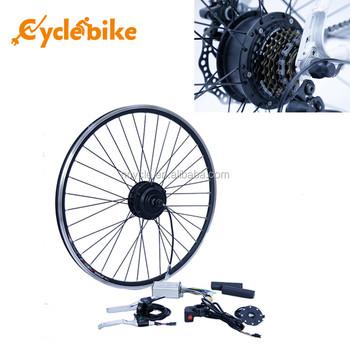 20 Inch Front Wheel Hub Motor 250 Watt Electric Bike Conversion Kit Europe