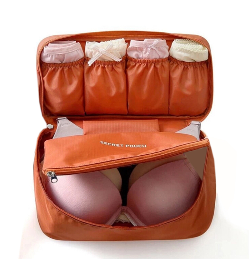 Beautiful ... Useful New Fashion Underwear / Bra Organizers Cosmetics Bags,Travel  Business Trip Packing Storage Luggage