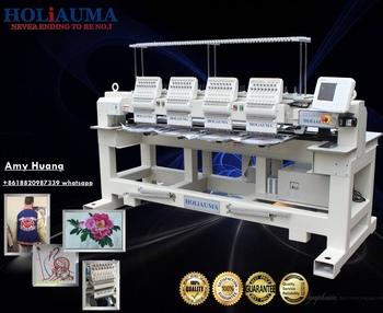 b131a33ffd97e Holiauma 4 head embroidery machine parts free like tajima barudan cap flat  garment high compact embroidery