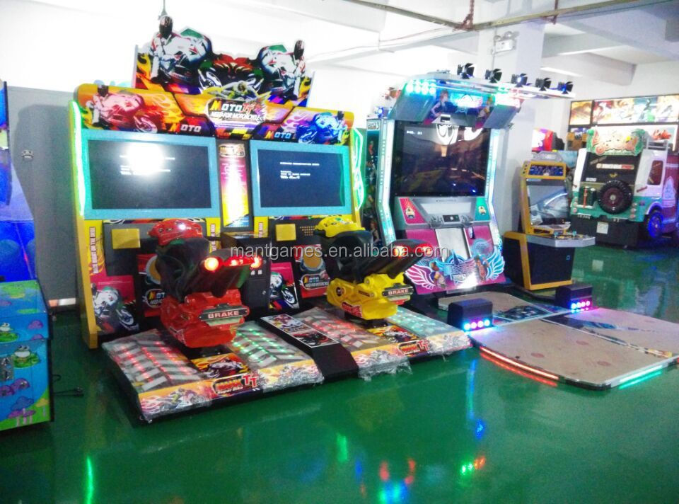42 Inch Tuning Race Simulate Coin Operated Arcade Car Racing Game ...