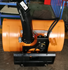 Snow Blower Attachment for mini Skid Steer loader