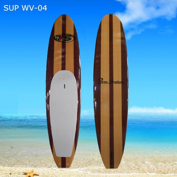 Dise o de color de madera sup board tablas de surf surf - Disenos de tablas de surf ...