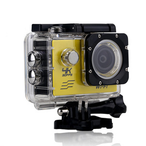 Underwater waterproof housing real 4k ultra hd sports action camera be unique wifi