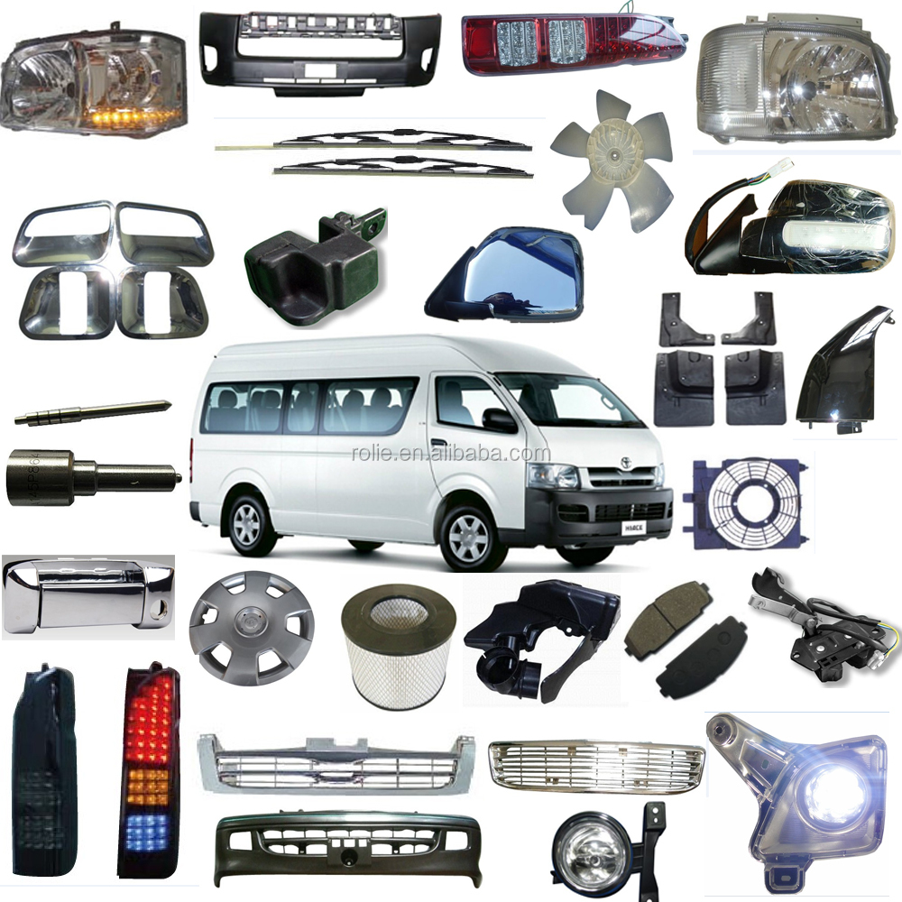 One-stop Auto Spare Replacement Parts 1993-2015 Toyota