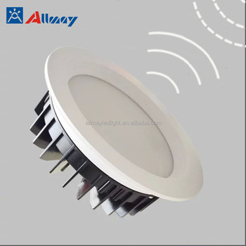 Intelligent dimming led downlight retrofit dimmable led recessed light