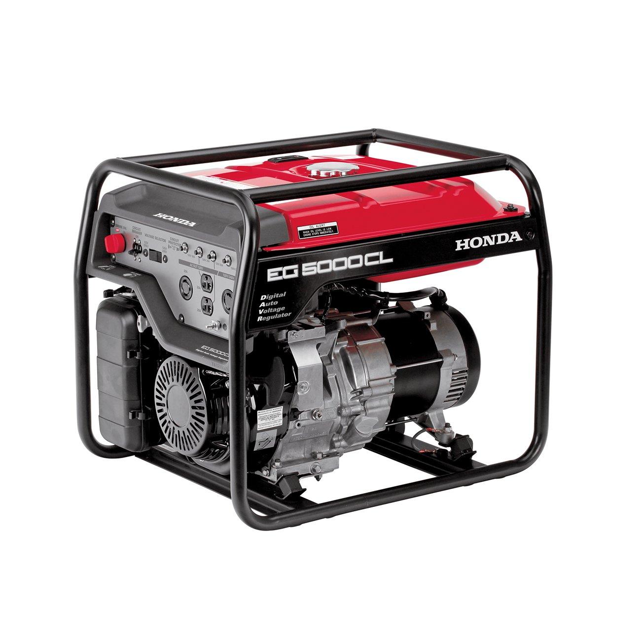 Get Quotations · HONDA EG5000 Economy Generator, 4500W