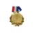 custom metal 3d medals sports awards round gold embossed competition metal trophy champion medals