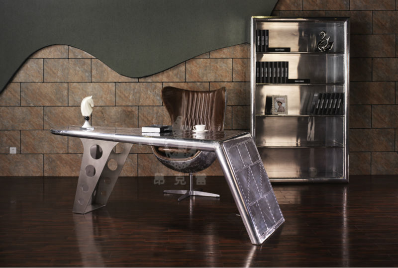 Aviator wing desk 1021