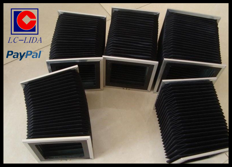 Square type accordion protective bellow covers buy
