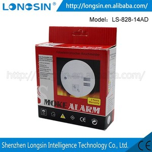 Home Hotel Security Systems Alarm Sensor Wired Smoke Detectors Prices Fire Alarm Systems