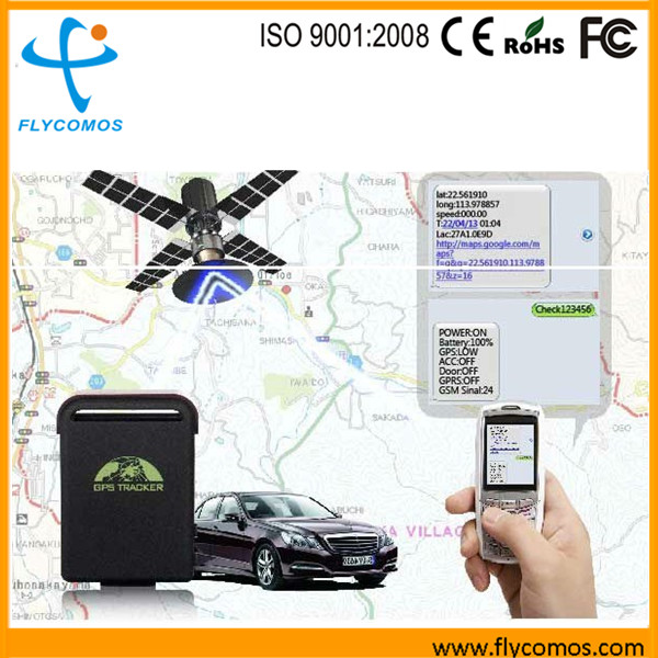 GPS tracker car real time tracking&monitoring gps sms gprs/gps tracker vehicle tracking system