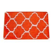 Topfinel коврик для ванной в полоску Quatrefoil коврик для двери гостиной Противоскользящий мягкий коврик для кухни декор лохматый(Китай)