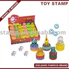 promotion gift toy stamp
