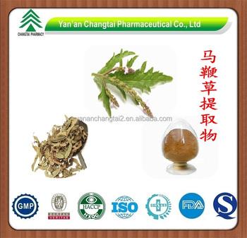 GMP factory supply herb organic lemon verbena Leaf extract powder