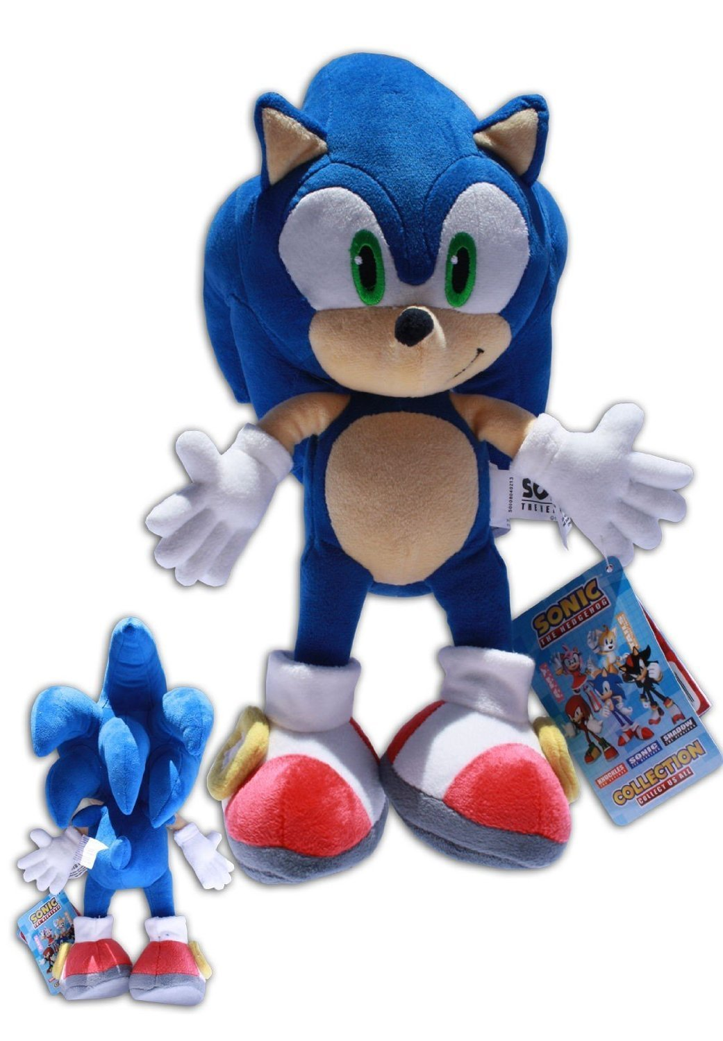 Buy Sonic The Hedgehog Plush Toy Quot Sonic Quot Blue 12 Quot 33cm Of The Video Game Sega Quot Sonic The Hedgehog Quot Quality Super Soft In Cheap Price On M Alibaba Com
