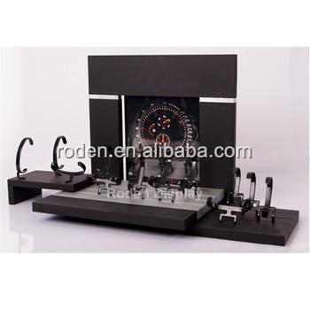 d77a973a721 Atacado Personalizado Laquare Exibe Relógio Para Relógio Relógio Titular  Expositor de Balcão ...