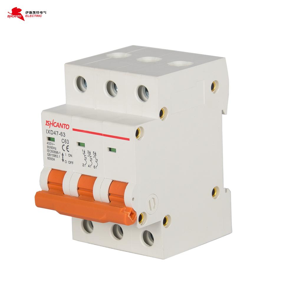 Best C16 Miniature Circuit Breaker Small Appliance Switches Company Buy Companyc16 Breakersmall