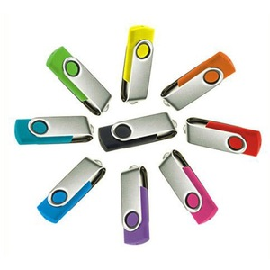 Cheapest Price Top Quality Logo Printed Swivel USB Flash Drive