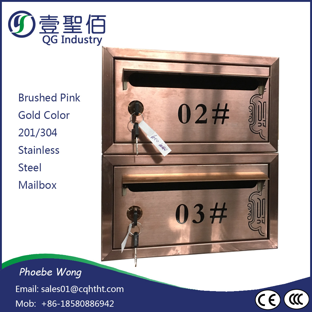 Chongqing Residential Pin Code Mailbox Commercial Pin Code Mailbox hot on sale