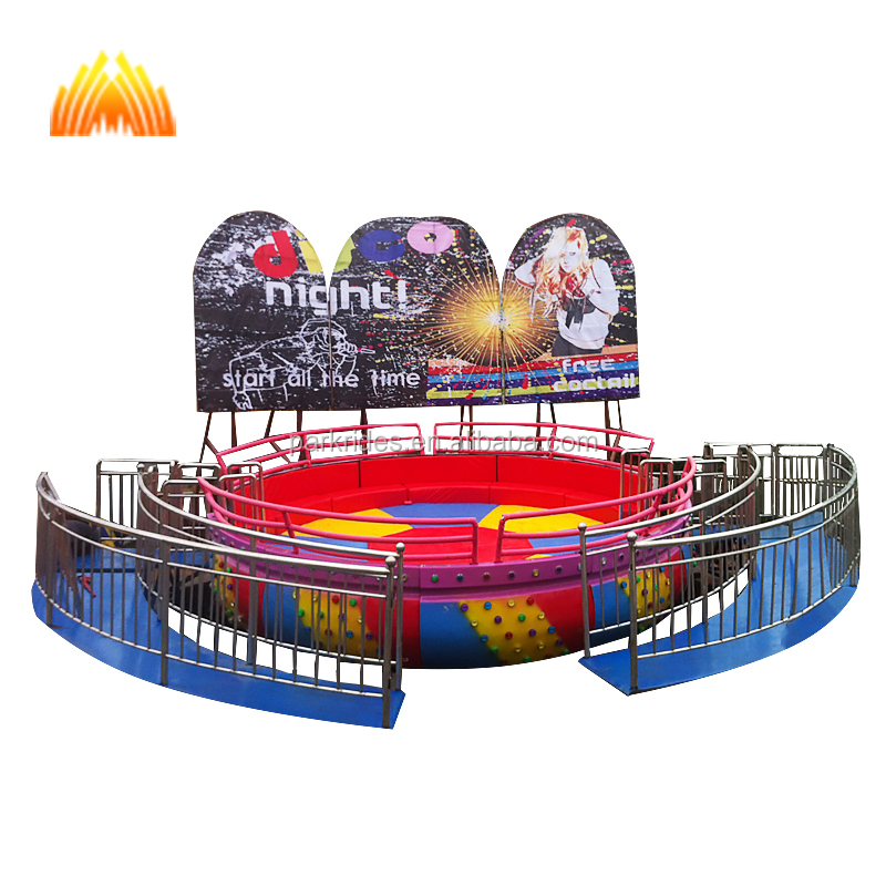 high quality amusement fairground equipment disco tagada for sale