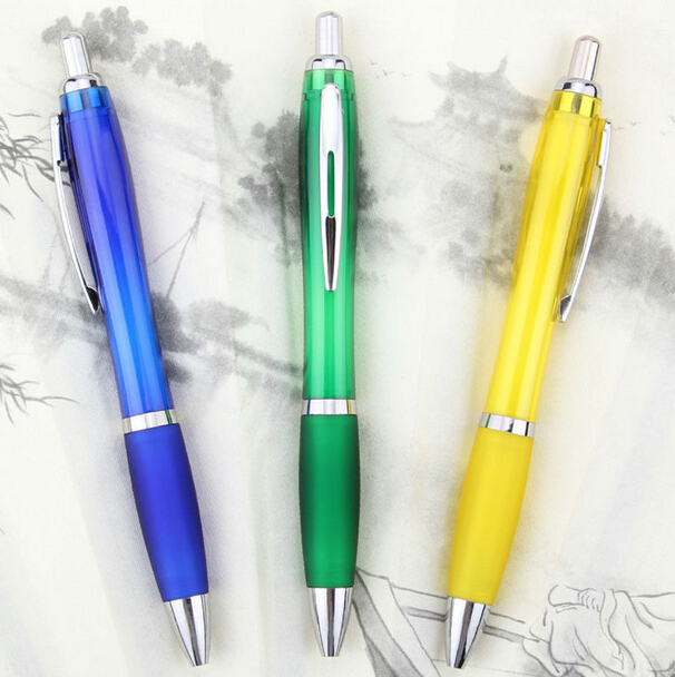 Best Selling Daily Use Items Plastic Ballpont Pen From China