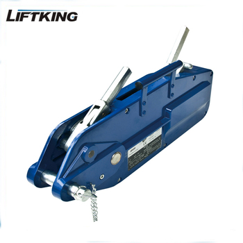 Liftking Wire Rope Puller Winch Lever Wire Rope Hoist - Buy Wire ...