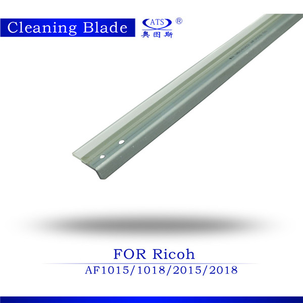 Copier parts Drum cleaning blade for Ricoh aficio AF1015 1018 2018 copier parts by factory direct supply in China ,Guangzhou