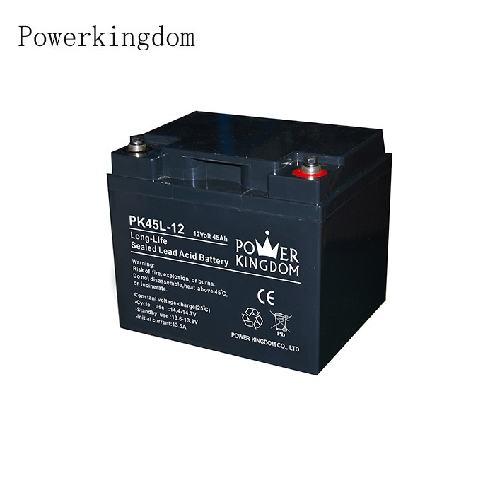 Power Kingdom High-quality agm batteries ltd factory price Automatic door system-2