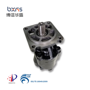 CBHS2100A hydraulic gear oil pump used in China made dump truck pump