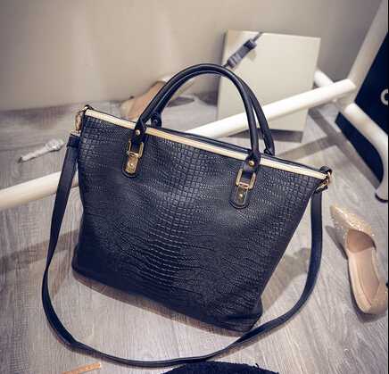 2015 New Products Crocodile Women Bags Wholesale Ladies Handbags ...