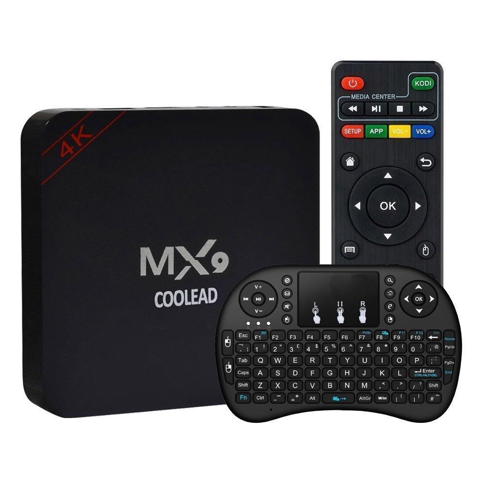 Buy Free Wireless Mini Keyboard WIIKEE Mini MX Amlogic ...