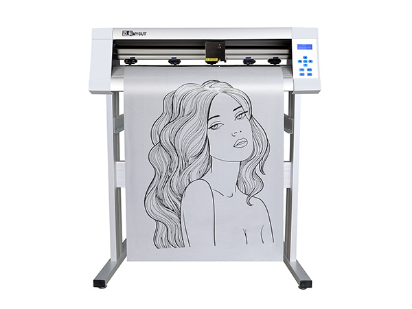 Vinyl Cutter Mycut Mc630 With Camera Scan Contour Cut True Usb