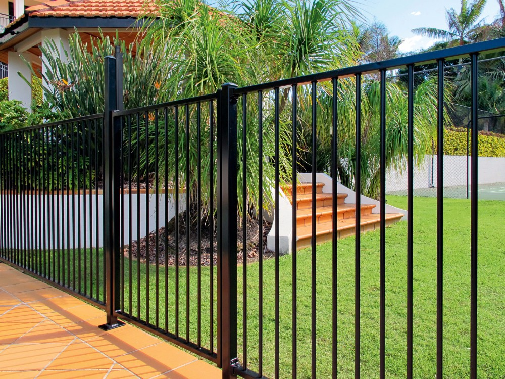 Ornamental aluminum garden metal pool fences buy