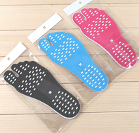 New Design sticker shoes on sale nakefit foot pad / stick on shoes