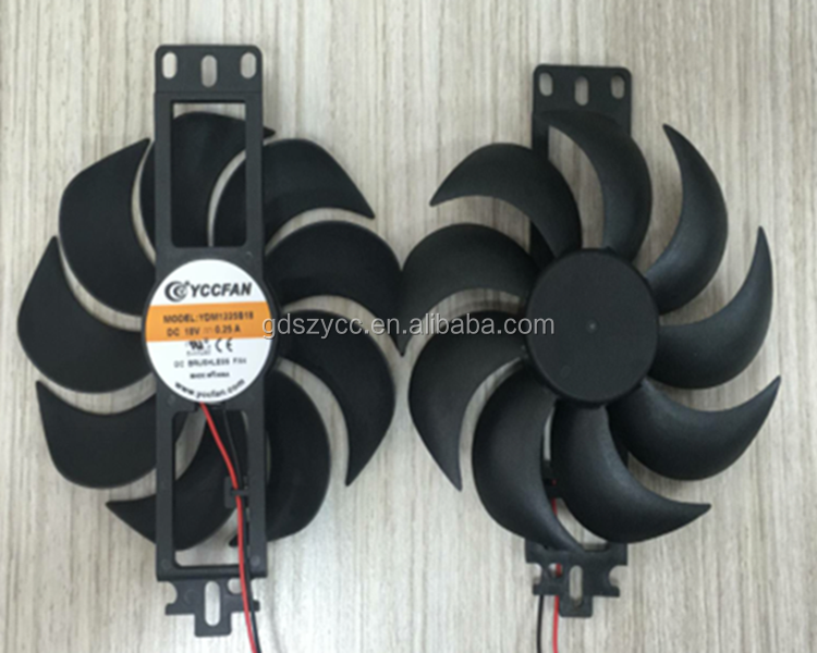 No frame fan 120x120x25mm 12025 12v 18v dc brushless fan for induction cooker