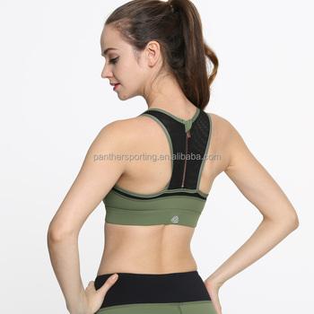 3f4bee1b3f 2018 Super September Hot Sale Fashion Yoga Sport Bra Sexy Women Sport Bra  With Removable Pads