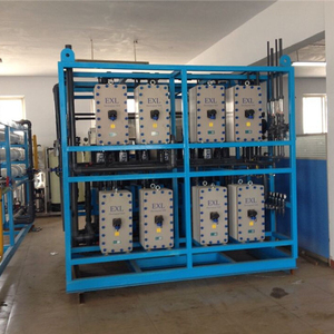 Customized EDI ultrapure water system for water treatment